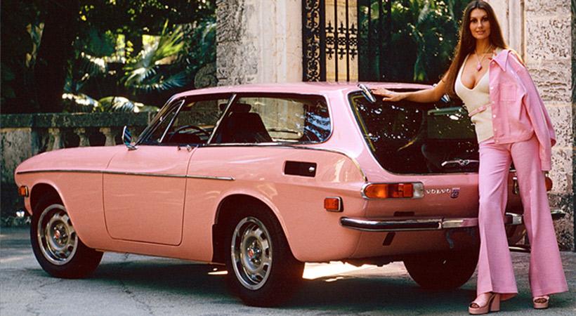Autos de las Playmates: 1973