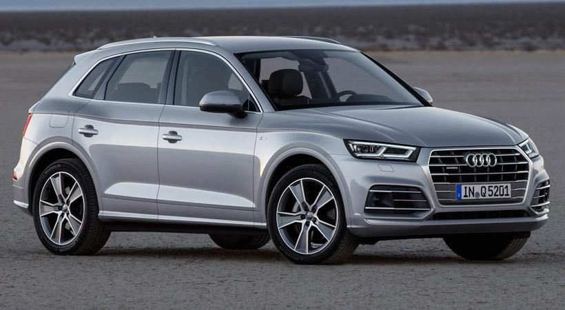 Autos más vendidos septiembre 2017: Audi Q5