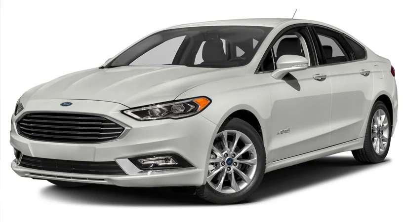 Autos que gastan menos combustible: Ford Fusion híbrido