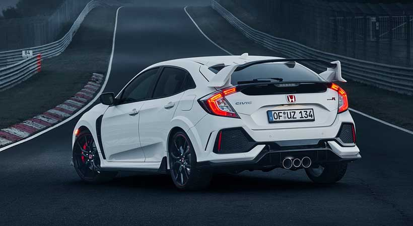 Honda Civic Type R 2017, Honda Civic Type R 2017 video, Honda Civic Type R 2017 características y prueba de manejo