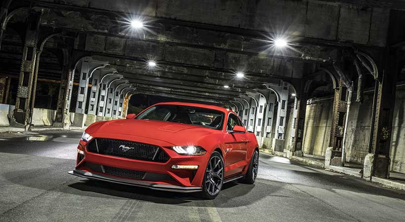 2018 Performance La Mustang 2 Raza Pack Ford Gt Level Estrena EnvxxFq