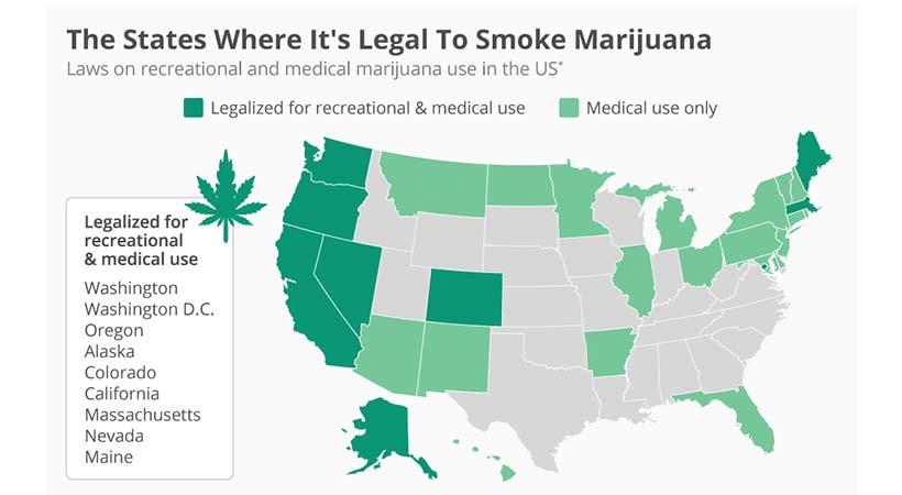 ¿La marihuana es legal para manejar? Los adolescentes creen que sí