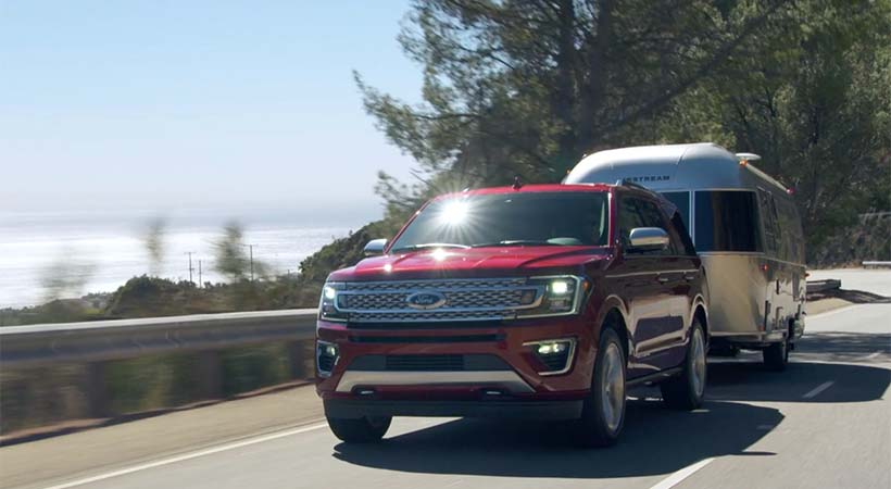 Test Drive Ford Expedition 2018