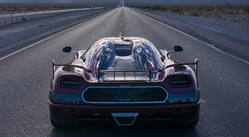 Koenigsegg Agera R El Auto Mas Rapido Del Mundo El Diario Ny