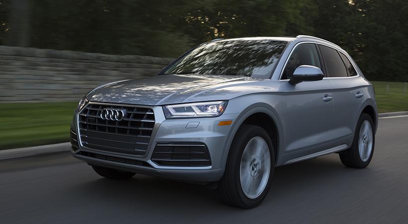 Top 12 mejores autos 2018