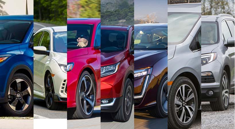 Top 12 mejores autos 2018; Honda tiene más de la mitad