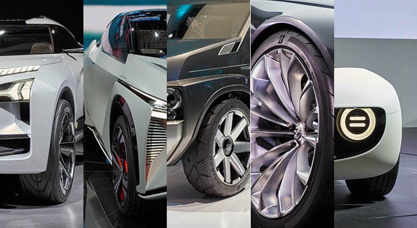 Top 5 Concept Cars Japoneses en el Auto Show Tokio 2017
