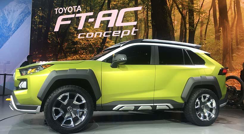 Toyota FT-AC