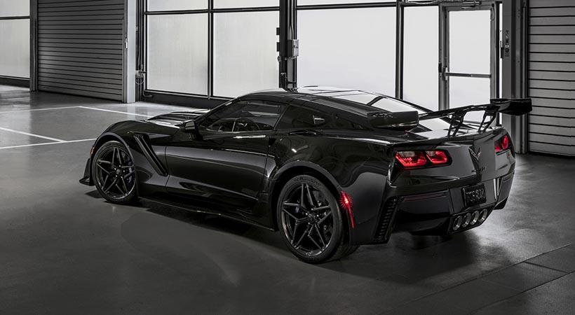 primer Chevrolet Corvette ZR1. Subasta Barret-Jackson 2018, subasta Barret-Jackson Scottsdale