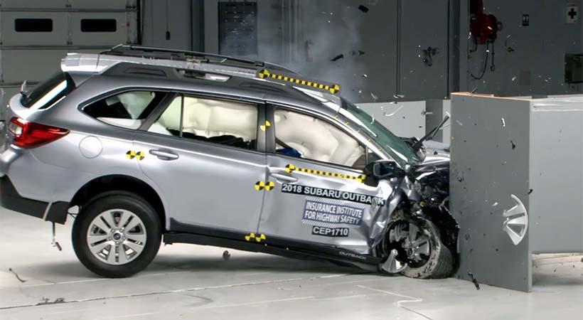 Autos 2018 más seguros, Kia, Hyundai, Genesis y Subaru a la cabeza