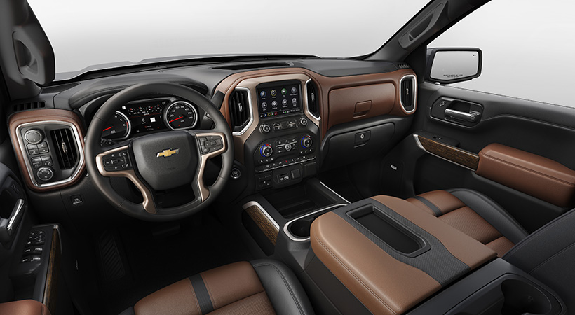 Debut Chevrolet Silverado 2019