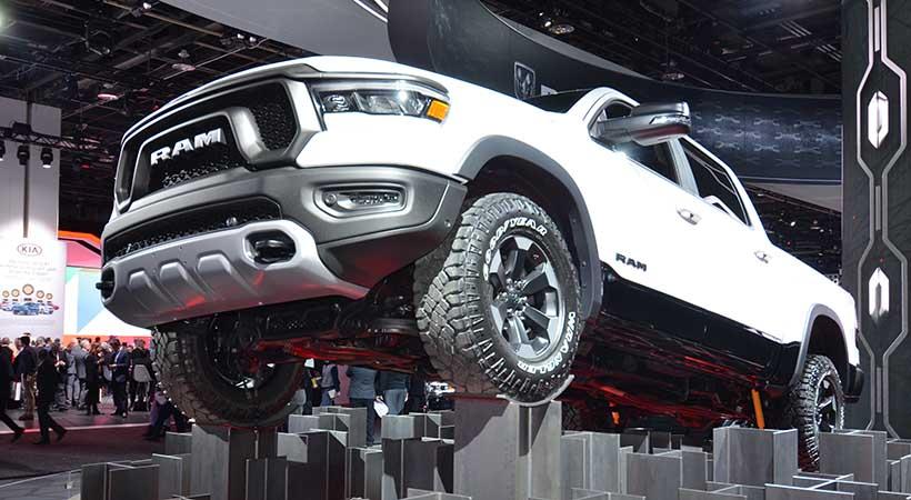 Video Lo Mejor del Auto Show de Detroit 2018, lanzamientos Auto Show Detroit 2018,