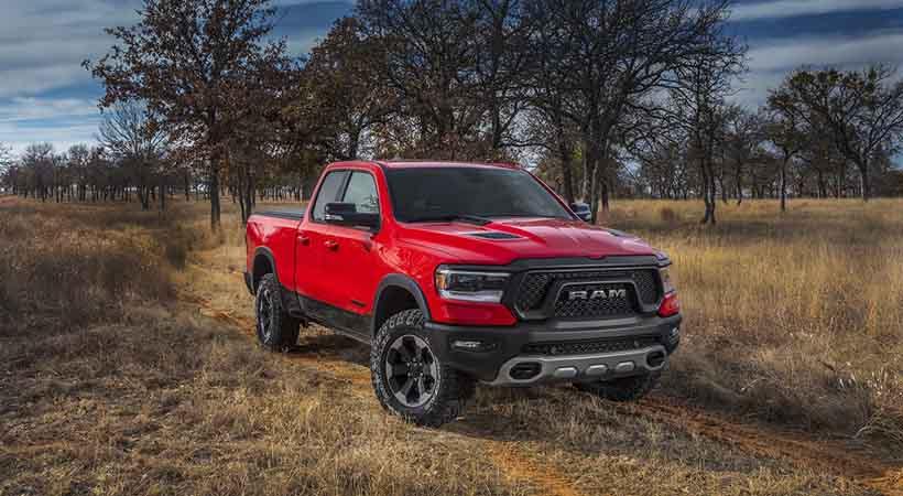 Ram 1500 2019, nueva Ram 1500 2019, Auto Show de Detroit 2018, lanzamientos Auto Show de Detroit 2018