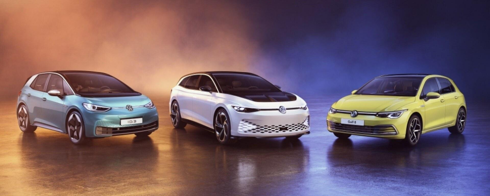 VW elektromobily