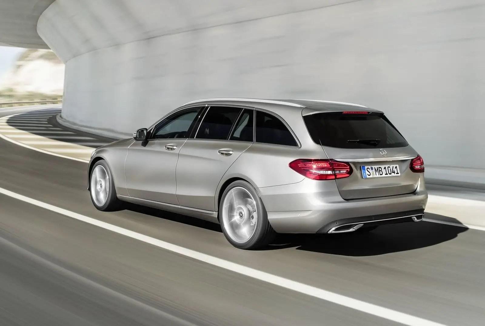 Dit Is Er Nieuw Aan De Vernieuwde Mercedes Benz C Klasse