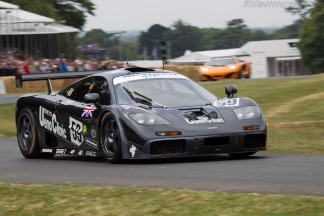 American McLaren F1