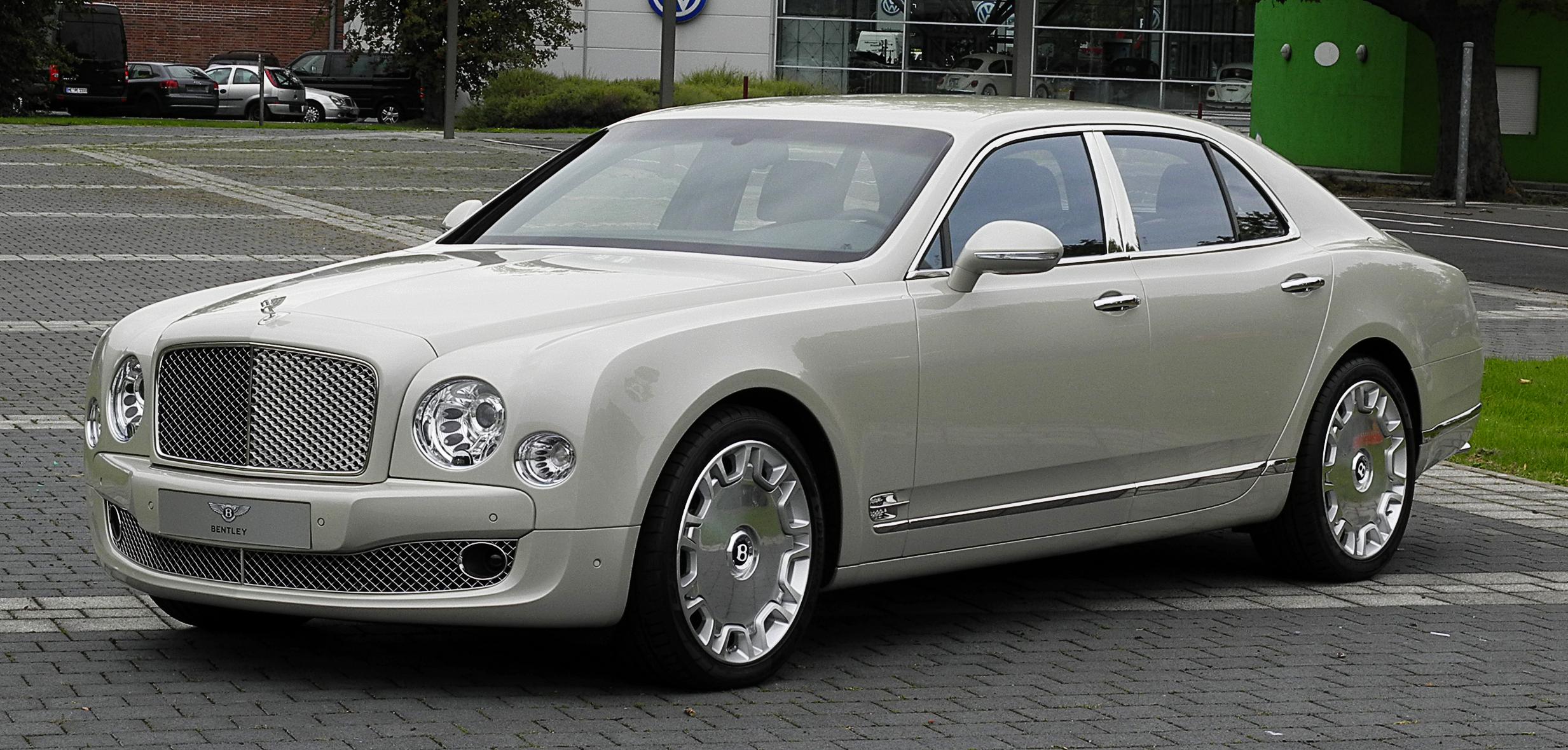 A Brief History Of The Bentley Symbol