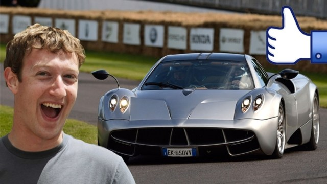 Mark Zuckerberg Car
