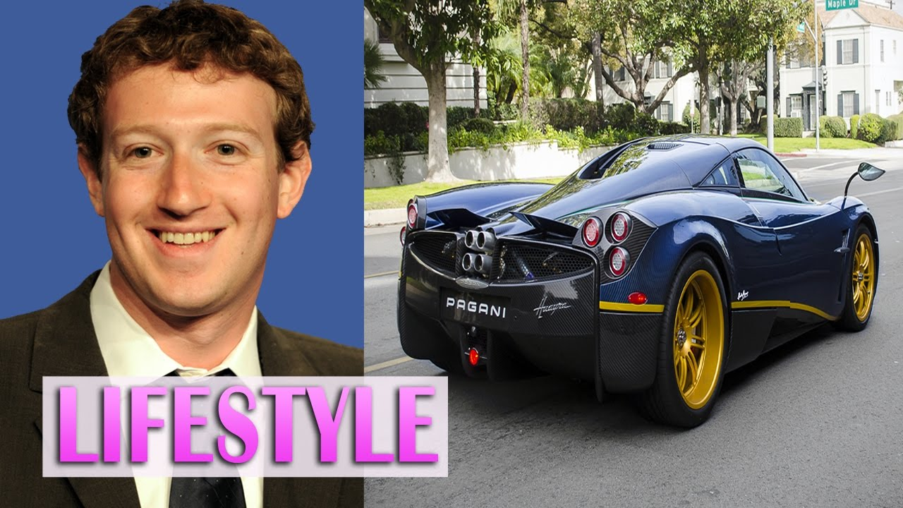 Mark Zuckerberg Sports Car