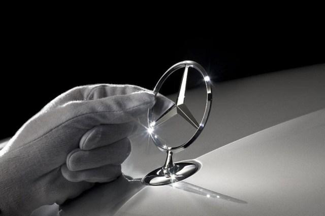 Mercedes Benz 1