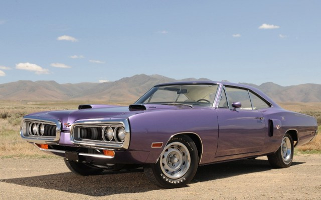 Seventh Generation Dodge Coronet