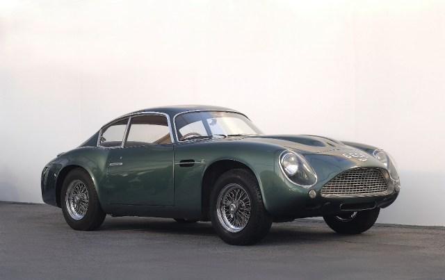Aston DB4GT (1960) Zagato