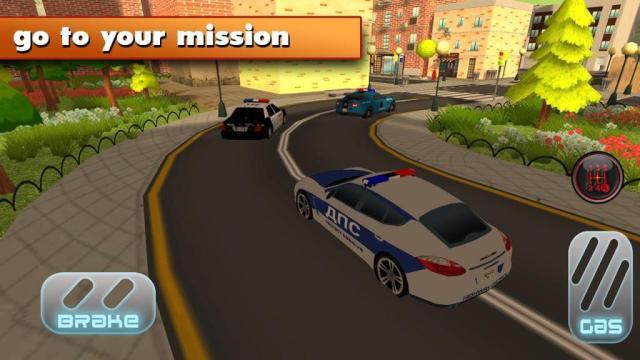 Real cops 3D