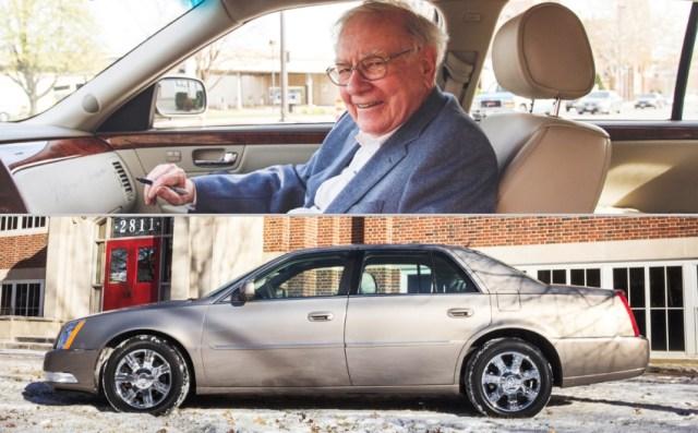 Buffett Car Auction NY124