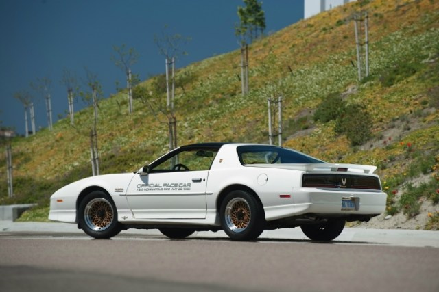 1989, Pontiac 20th Anniversary Trans Am