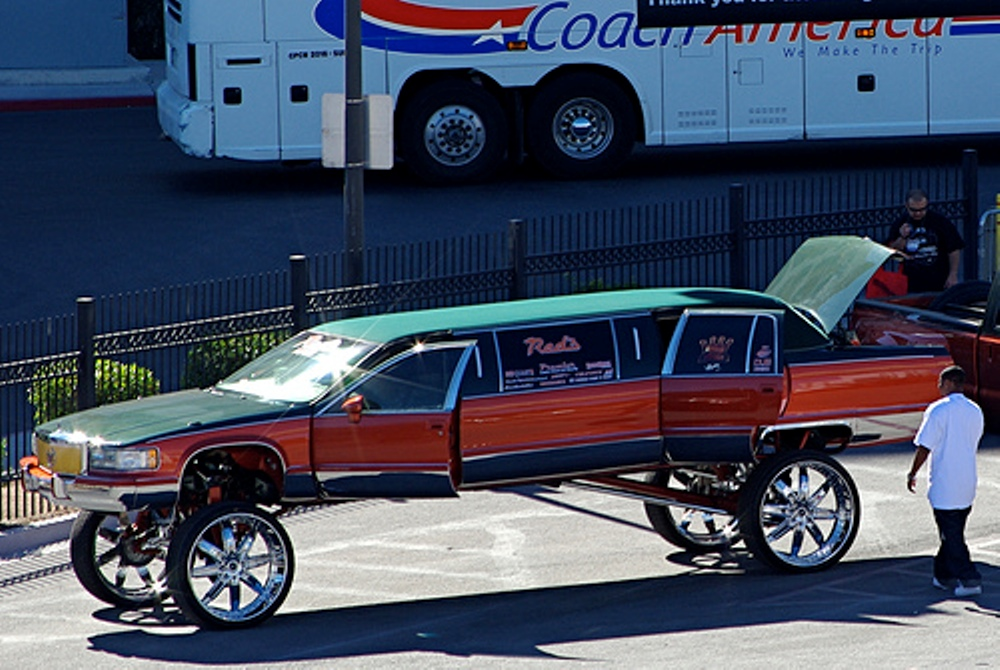 donks as crazy as this make you wonder how anyone ever thought of something like this although a high rise limo may sound completely unnecessary to the