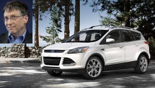 ford-escape-by-bill-gates