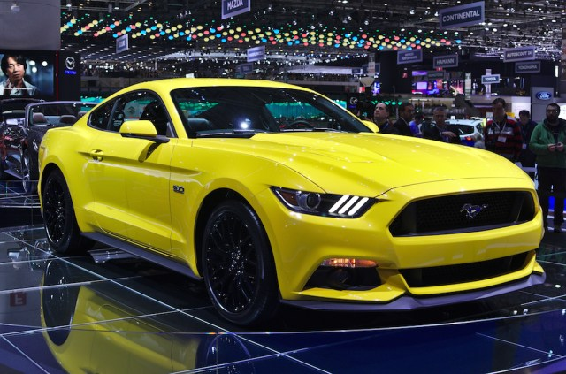 Salon de l'auto de Genève 2014 - 20140305 - Ford