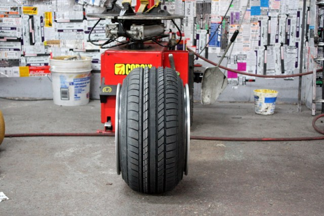 Stretched Tires
