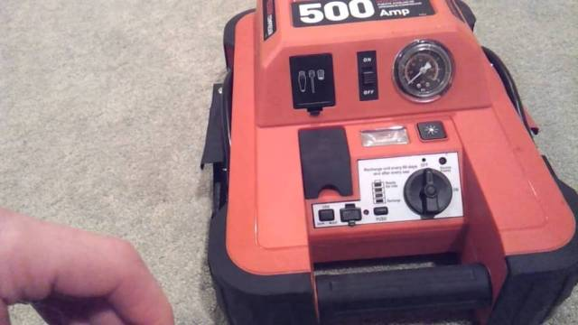 Best Car Battery Chargers