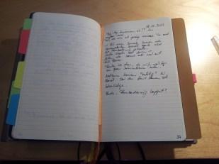 Idea scribble
