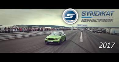 BMW – Syndikat Asphaltfieber 2017 Vokietija