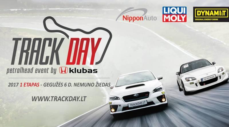 Trackday. Petrolhead event by H klubas I etapas