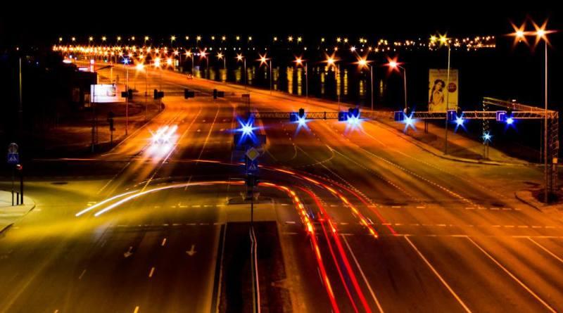 Saab & Volvo Night Ride Kaunas