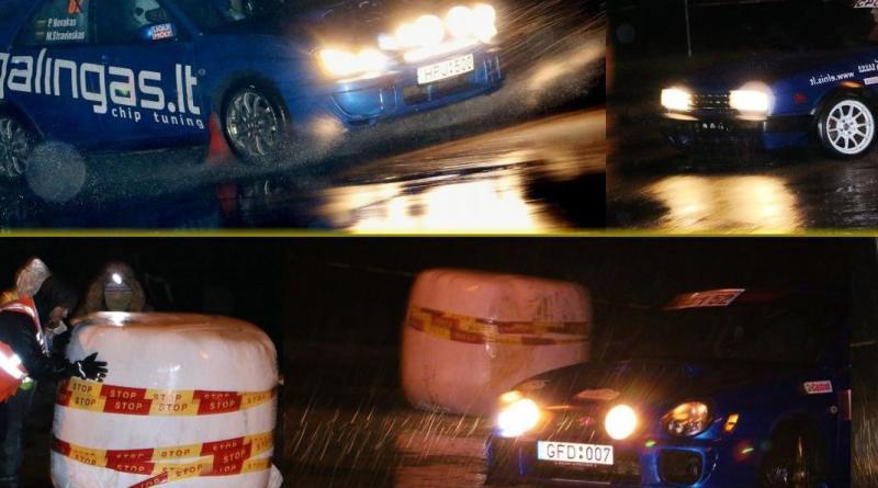 """Greituminio slalomo """"Varėna 2017"""" III etapas"""
