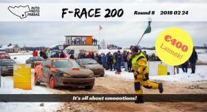 F-Race 200 Round 8