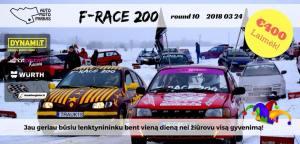 Jubiliejinis F-Race 200 10-asis etapas