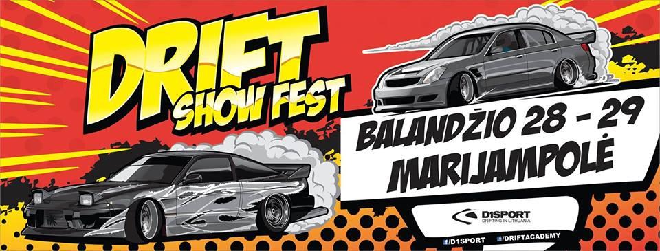 Drift Show Fest Marijampolė