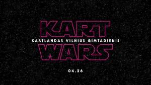 Kart Wars   2-asis Kartlandas Vilnius Gimtadienis