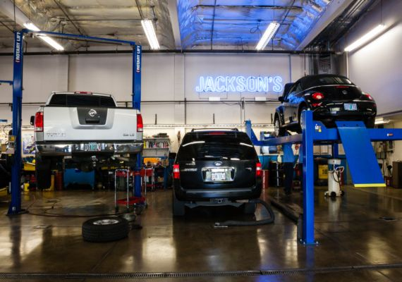 Gallery For Jackson S Auto Care In Eugene Oregon 97402