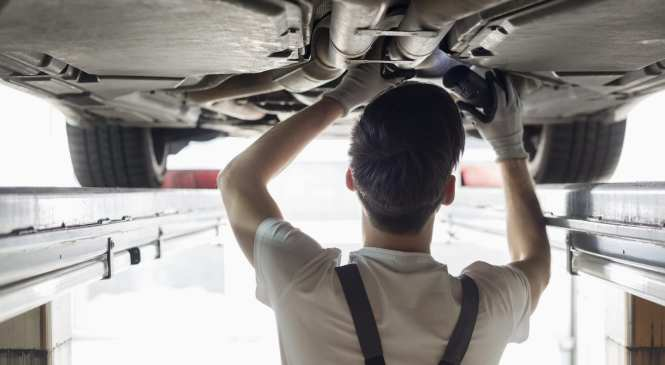 Many MOT failures could be avoided by simple checks