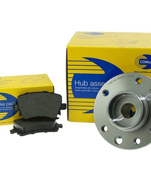 Comline increases brake and hub ranges