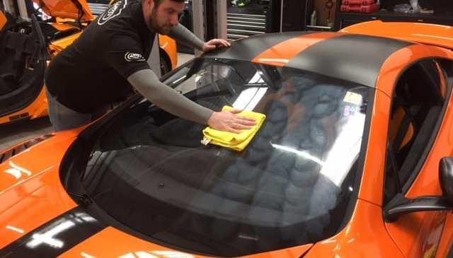 Optician council develops prescription windscreens