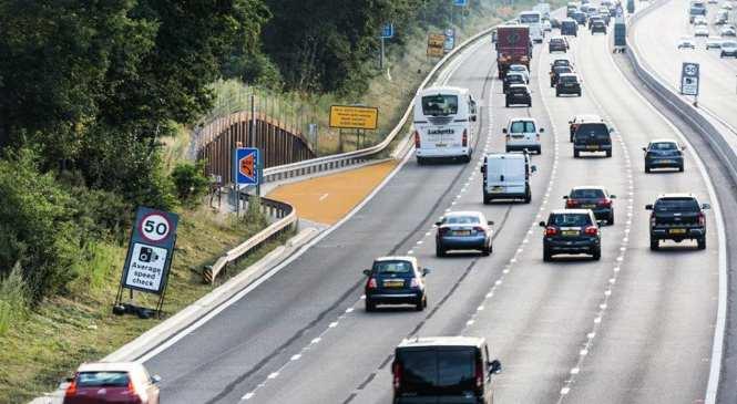 MOT data reveals drop in average mileage