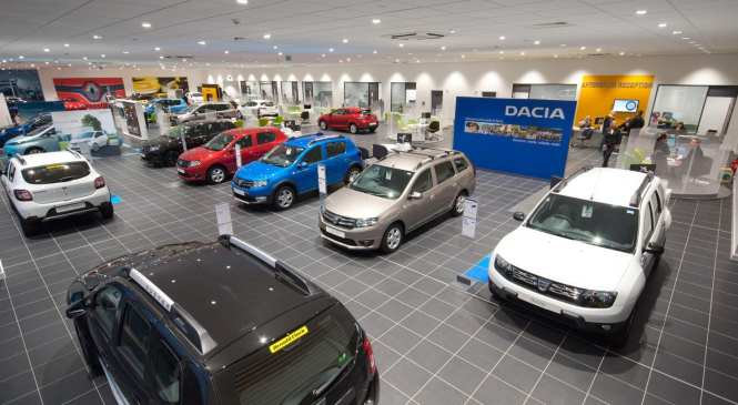 UK car sales fell in 'crucial' March month