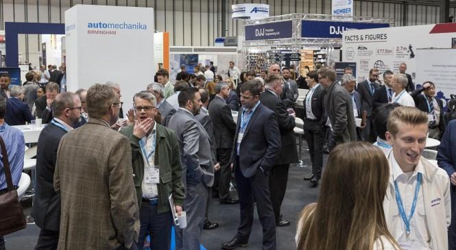 Automechanika Birmingham opens its doors
